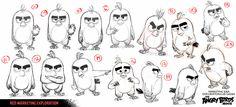 luisgadea | ANGRY BIRDS