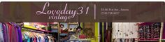 Need to check out this neighborhood vintage shop: Loveday31 Vintage