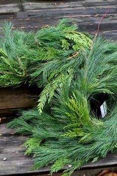 Green garland