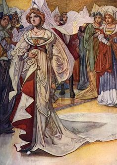 Charles Robinson ~ The Big Book of Fairy Tales ~ 1911