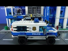 LEGO City Sky Police Diamond Heist 60209 Lego Baby, Lego Police, City Sky, Legos, Brick, Make It Yourself, Diamond, Places, Board