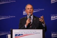 Mayor Mike Bloomberg Will Spend $12 Million to Push Gun Control Through Congress | Mother Jones