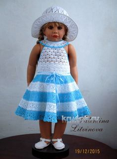 Платье В.Литвиновой