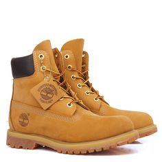 Bota Timberland Yellow Boot Feminina Bege - Black Boots - BlackBoots