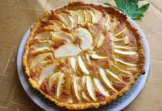Mascarponés almás pite Hungarian Cake, Hungarian Recipes, Kitchen Hacks, Apple Pie, Muffin, Good Food, Cooking Recipes, Foods, Pastries