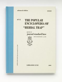 The Popular Encyclopedia of Herbal Trap