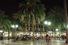 where to party in Barcelona