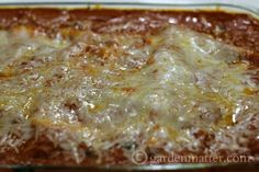 This is a great veggie lasagna recipe that is super fast and easy to make. A great potluck dish to bring to a party or to feed a crowd. Pin it to your vegetarian recipe board.
