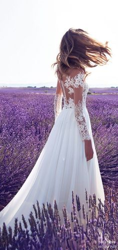 The new 2018 Milla Nova collections are a true masterpiece of bridal fashion. It boasts exquisite silhouettes, intricate lace and airy fabrics – all the renowned features of this bridal luxury brand. Take a look at t... #luxuryfashion