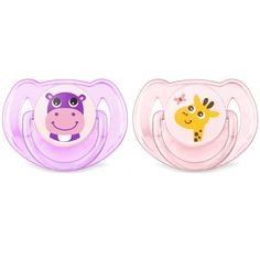 dise/ño Night Time Tommee Tippee Closer to Nature Chupetes 18-36 meses 2 unidades