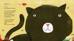 Tantos animais e outras Lengalengas de Contar. Texto de Manuela Castro Neves, Ilustração de Yara Kono