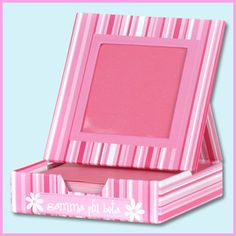 Gamma Phi Beta Sorority Memo Box with Frame $8.95