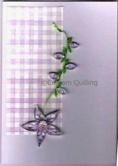 Husked flower tutorial by Heidi Bishop #quilling #customquilling
