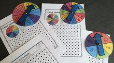 """Hoe je de tafels kunt oefenen met het spel """"Land veroveren"""". - VanJufMarjan School Info, School Kids, Occupational Therapy, Interior Design Living Room, Kids Learning, Classroom, Teaching, Math, Life"""