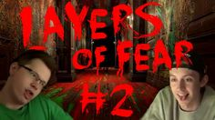 "here's the second epic part of our lets play together ""Layers of Fear"" :) :D if u want to be a part of our AMAZING community pls subscribe us on our channel 
