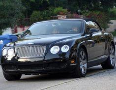 Bruce Willis - Bentley Continental GTC (© BIGPICTURESPHOTO.COM)
