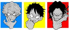 One Piece, ASL