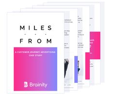 Case study & strategy analysis of -commerce brand, MILES FROM, analyzing how they increased their Instagram and Facebook marketing results. Advertising, Ads, Facebook Marketing, Case Study, Ecommerce, Make It Simple, Bar Chart, Insight, Amazing