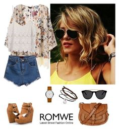 """Romwe 4"" by amra-f ❤ liked on Polyvore"
