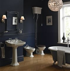 Our Heritage Granley Bathrooms display at our Showroom
