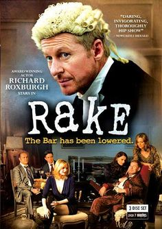 RAKE (ABC TV)  If you haven't watched it, you should….and he could definitely make use of Web of Lies App!