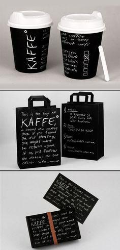 Kaffe #packaging #design