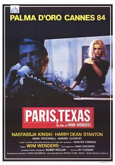 Paris, Texas; Wim Wenders