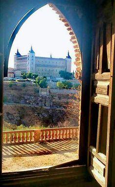 Alcázar de Toledo Andorra, Toledo Spain, Iberian Peninsula, Largest Countries, European Countries, Travel Information, Spain Travel, Madrid, Places To Visit