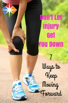 Try these 7 tips for bouncing back after an injury!