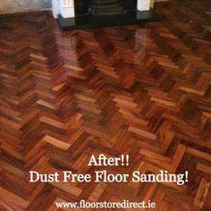 Have your old floor looking like New again with our Dust Free Floor Sanding Service! Solid Wood Flooring, Hardwood Floors, Herringbone, Store, Free, Wood Floor Tiles, Wood Flooring, Larger, Shop