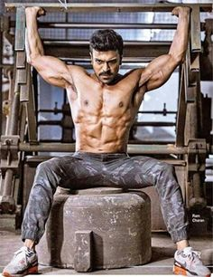 who called ram charan as sexy?