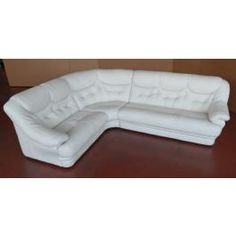 Malaga White - Dima Salotti Made in Italy Sectional Sofa