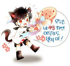 Lui - from flower of vampire