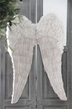 I would love to hang these on my front door instead of the traditional wreath. Maybe small wreathes on the windows.