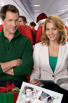 """Its a Wonderful Movie - Your Guide to Family Movies on TV: Candace Cameron Bure stars in """"A Christmas Detour"""", a Hallmark Channel Original Christmas Movie"""