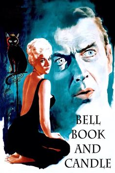 Bell book and candle with beatnik witch KIM NOVAK stunning as ever.  (please follow minkshmink on pinterest)