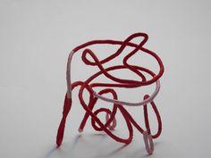 Textilobjekte. , miniartextil, Kunstwerke - yolainefruehauf Craft Items, Artworks