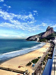 Ipanema beach Rio de Janeiro - Brasil