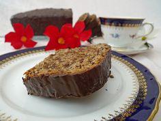 """Der perfekte Nusskuchen »   Genau genommen heißt der folgende Kuchen gar nicht """"der perfek ..."""