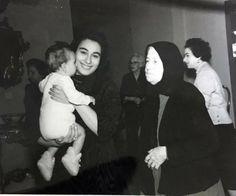 الاميرة هيام والملكة نفيسة والشريف علي بن الحسين