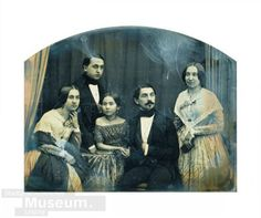 1848, unknown family, Germany