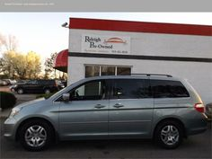 2005 #HONDA #ODYSSEY #EXL #forsale in #Raleigh #NC at #RaleighPreOwned #usedcar #dealership