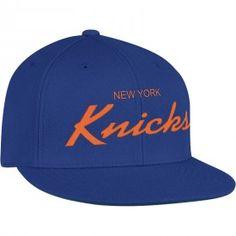adidas Knicks Flat Brim Flex Hat