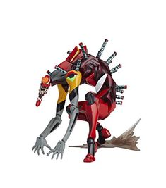 "Kaiyodo Evangelion 2.0: LR-035 Type 02 Beast Figure -- A Kaiyodo import From the classic anime Figure stands more than 5 1/2"" tall # # #1"