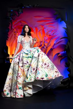 @Maysociety Julien Fournié Couture - First Paradise Collection