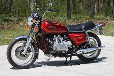 1976 Honda GL1000 Gold Wing Frame no. GL1-2011650 Engine no. GL1E-2011835