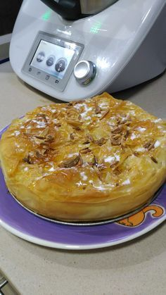 Greek Recipes, New Recipes, Cake Recipes, Dessert Recipes, Food N, Food And Drink, Kinds Of Desserts, Sweets Cake, Almond Cakes