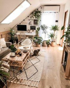 Elegant Living Room, Small Living Rooms, Modern Living, Cozy Living, Room Decor Bedroom, Living Room Decor, Design Bedroom, Bedroom Ideas, Rustic Wall Decor
