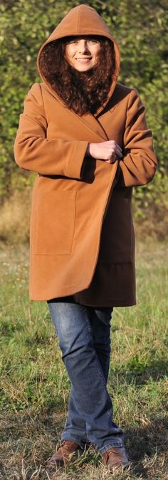Free Sewing Pattern: #5074 Classic-Style Short Coat. | Costume Stuff ...