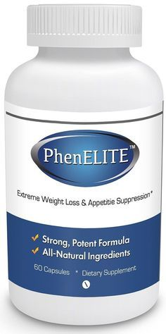 Phenelite - Highest Rated Pharmaceutical Grade Weight Loss Diet Pills - Fast ...